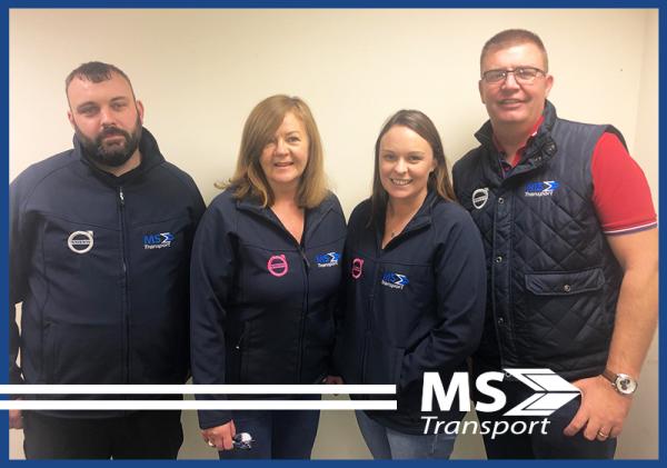 MS Transport | Meet the team